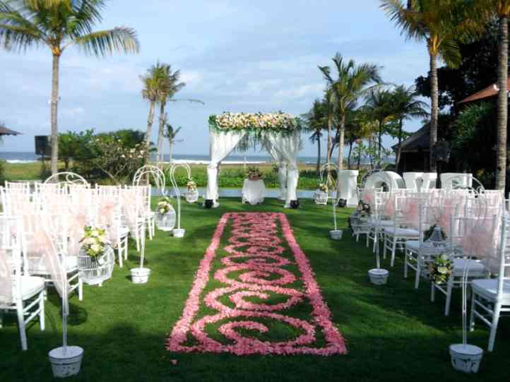 10 Best Romantic Wedding Venue Bali