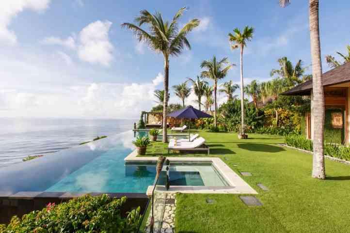 Luxury Ocean View Villa Bali Villa Ambar Wedding Venue Bali