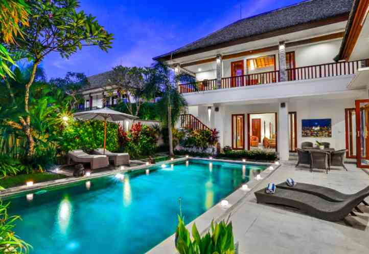 Shanti Villa Seminyak Villas Villa Bali Luxury