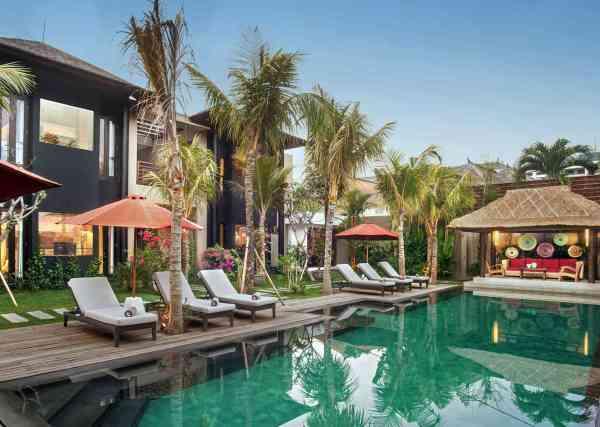 Best Deals Luxury Villa Bali Beachfront Villa Seminyak Family Villas Bali