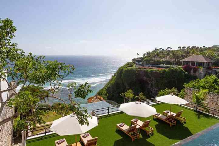 Maiara Ocean View Villa Bali Cliff Top Villa Bali Wedding