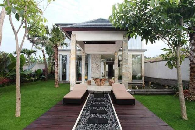 Pandawa Beach Villas Spa Beachfront Villa Bali Luxury