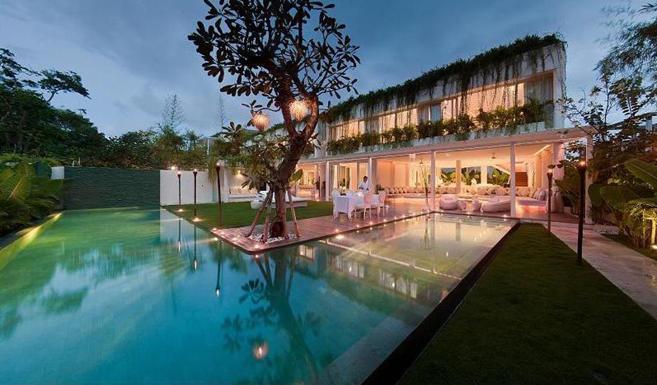 Eden Bali Villa Seminyak Villa Private Pool Villa Di