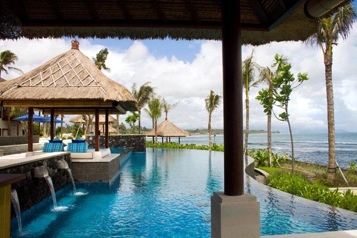 Puri Salila Villa Beachfront Villas Al Sanur In Bali