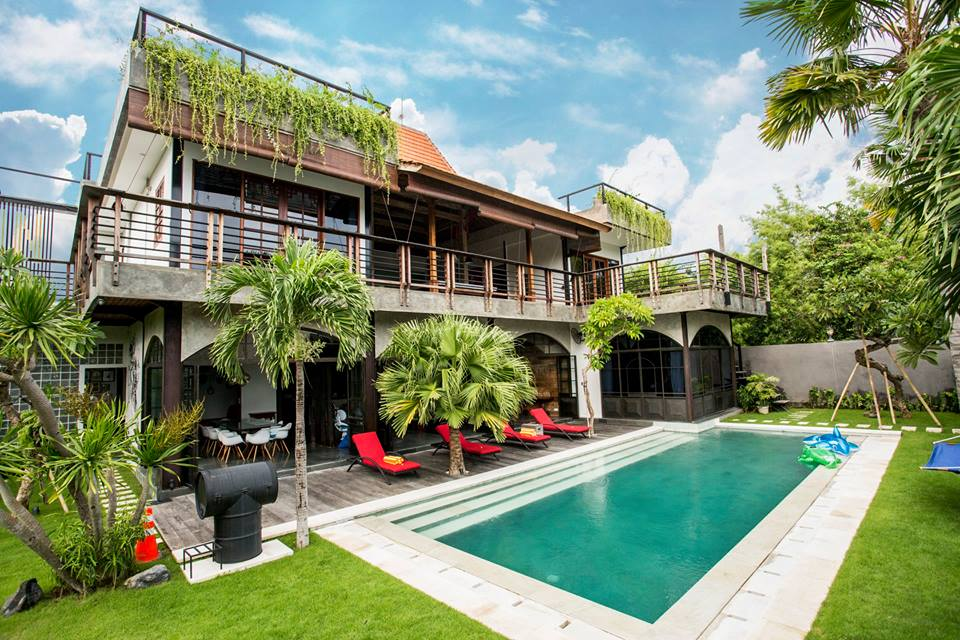 Nico Nico Mansion 4 5 6 Bedroom Seminyak Villas Bali For