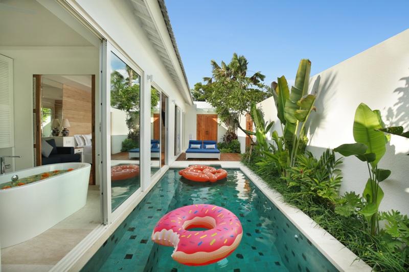 Aleva Villa Honeymoon Villas Bali Seminyak Villas Bali