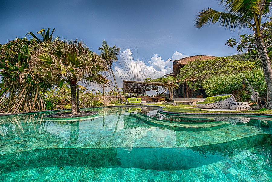 Bedroom Villa Bali Beachfront